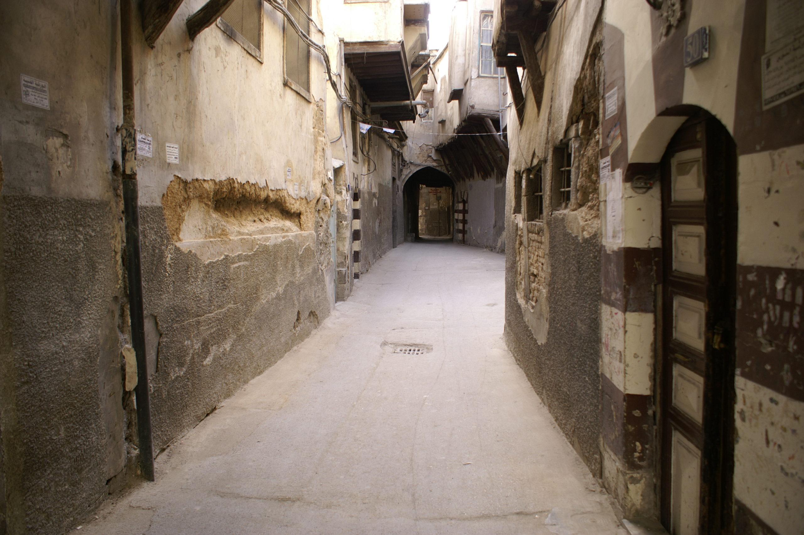 Altstadt Damaskus © Larissa Bender