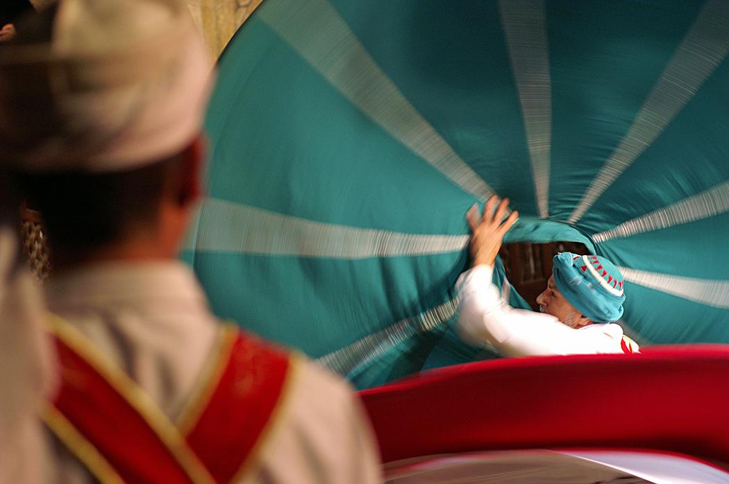 Kairo Tanzende Derwische © Larissa Bender