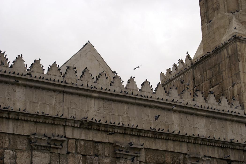 Ummayaden-Moschee Damaskus © Larissa Bender