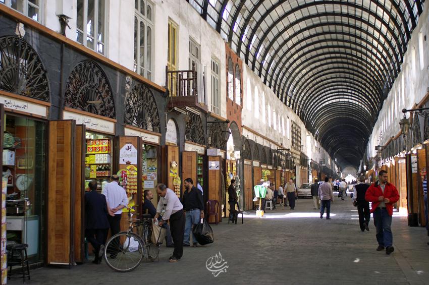 Suk in Damaskus © Larissa Bender